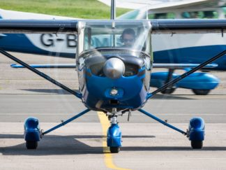 Cessna 152 G-GFID