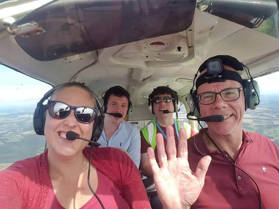 Trial Flying Lesson in a 4 Seat Plane Product feature thumbnail