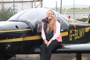 Profile picture of Carmen Gardien - Flight Instructor