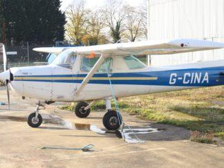 Cessna 152 G-CINA