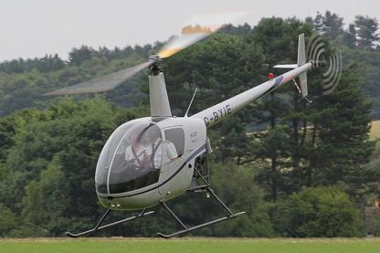 Plane & Helicopter Experience Product 1