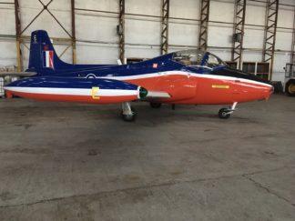 Photo of plane - Provost Jet Flight
