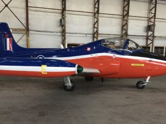 Provost Jet Flight Experience Product Feature Thumbnail