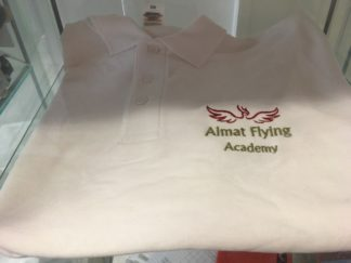 Almat Flying Academy | Merchandise T-shirt product feature image