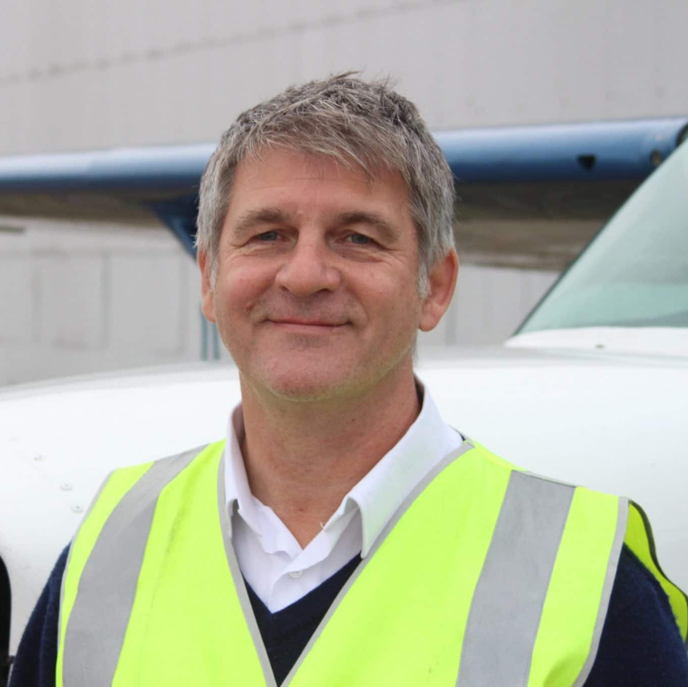 Profile picture of Phil Marshall Lee flight instructor and examiner